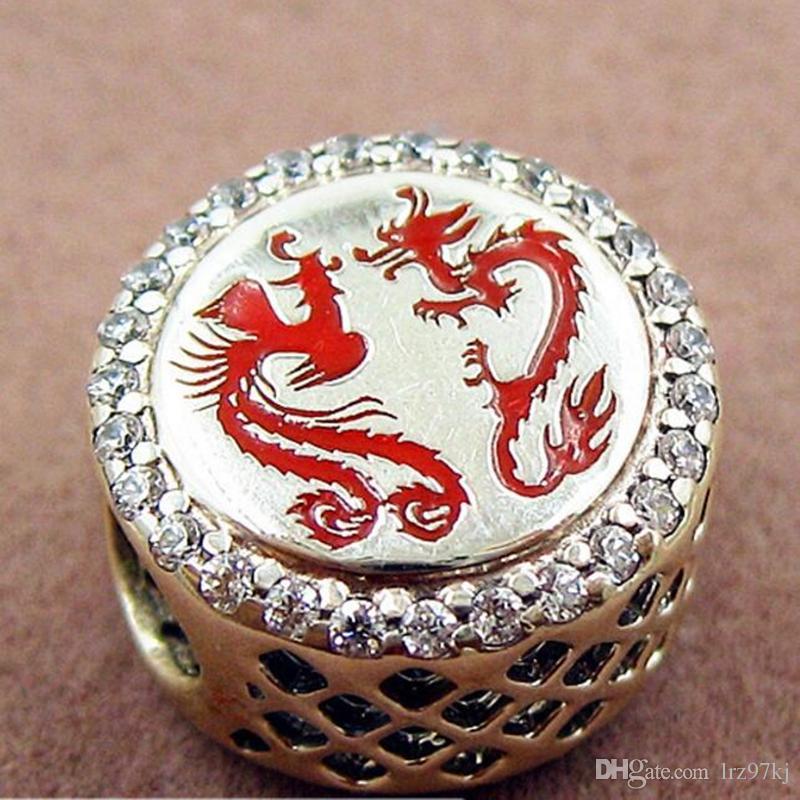 charms pandora dragon