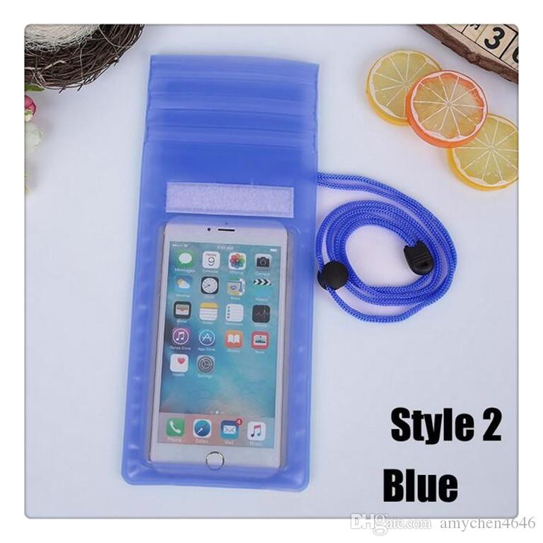 Waterproof Case PVC Outdoor Sport Phone Case for all Android Goophone