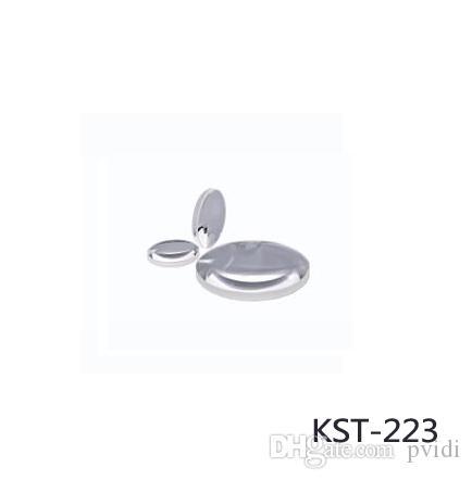 KST-223 K9 Double convex lens, Optical lens, Convex lens, dia:30.0mm, f:180.0mm