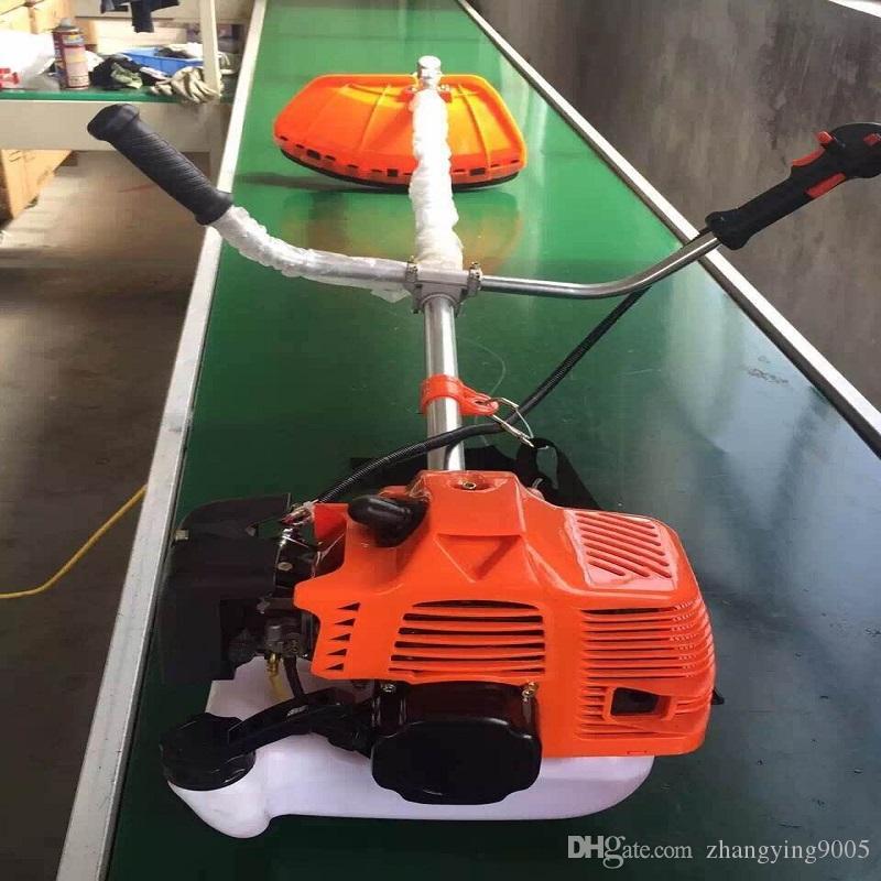 Attrezzi da giardino di alta qualità Erba Trimmer 1.2kw 42.7cc ZY-430 1E40F-5 2 in 1 Decespugliatore a benzina