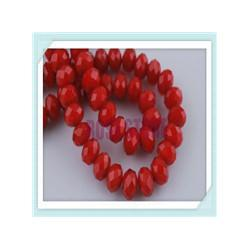 rondelle crystal beads064