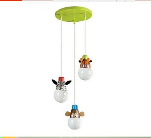 good friend cartoon kid chandelier lamp children's room  cartoon, Lighting ideas
