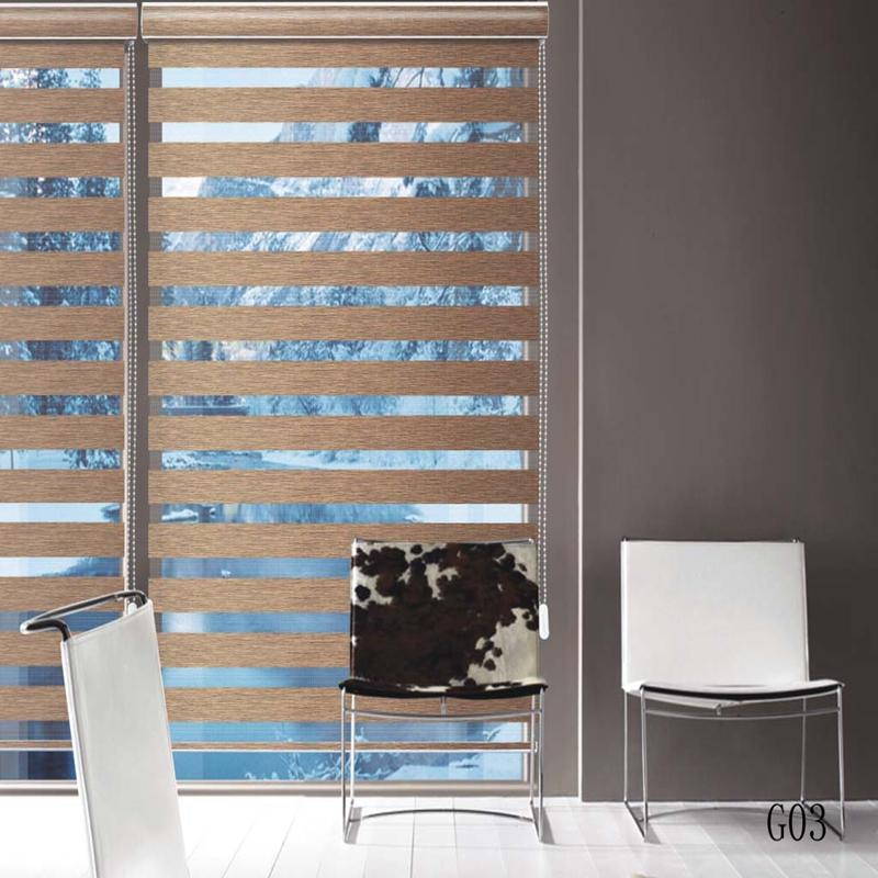 2020 Custom Made Shade Translucent Roller Zebra Blinds In Brown Curtain For Living Room Are Available G03 005 From Sswdm001, $20.06 | DHgate.Com
