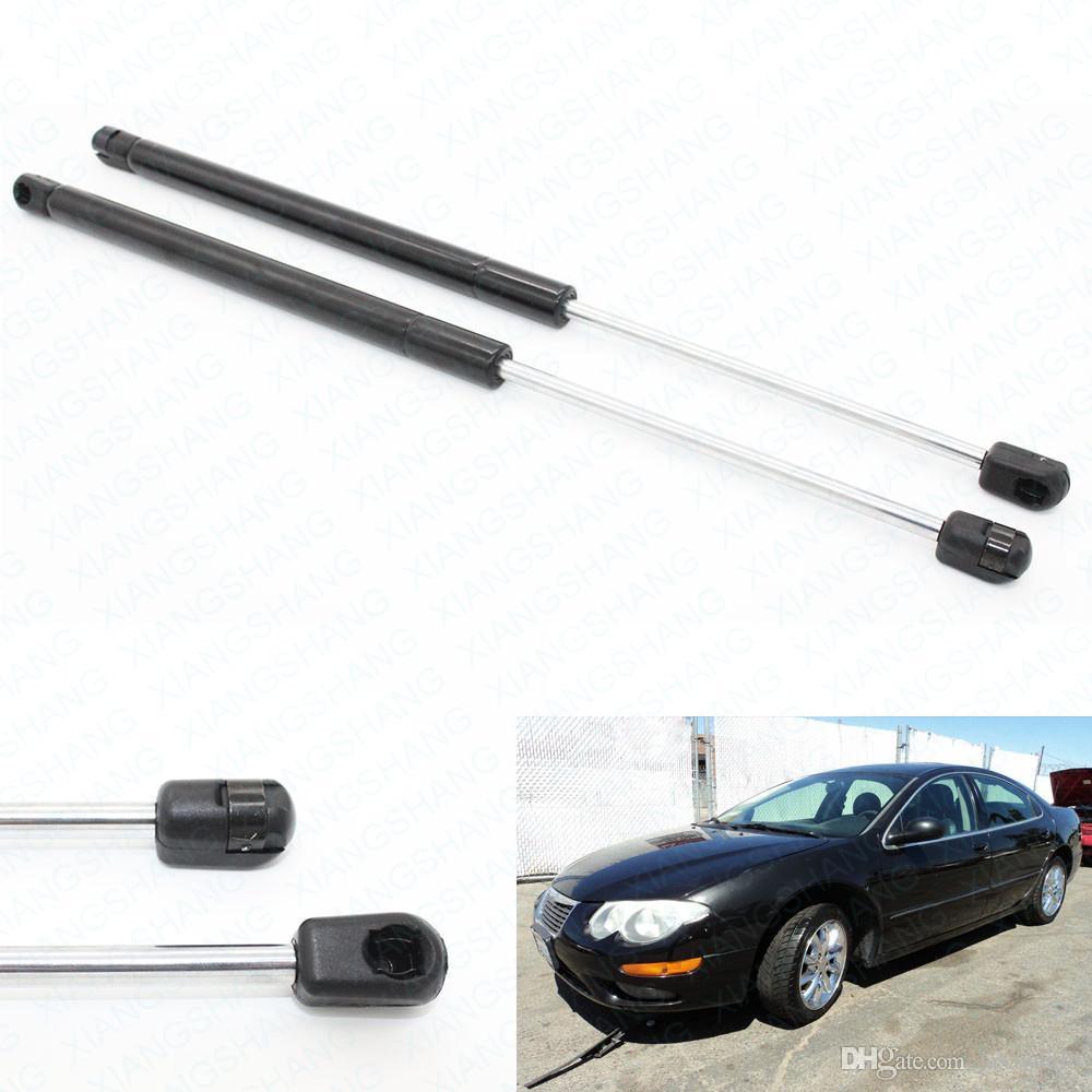 2x автомобиль задний багажник авто газовая пружина распорки проп лифт поддержка подходит для 2004 Chrysler 300M
