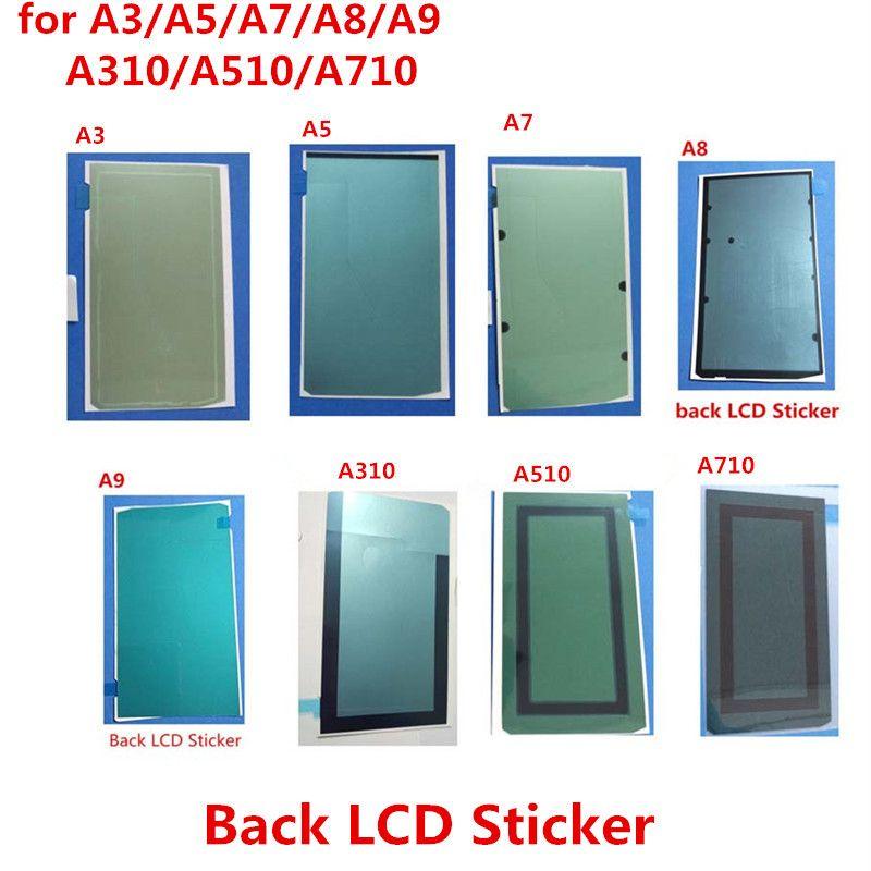 Tela lcd de alta qualidade de volta adesiva adesivo cola fita para samsung a320 a520 a720 2017 (306sssa67-am10))