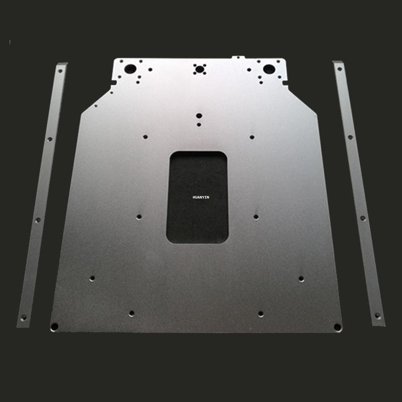 Freeshipping New design um2 heating plate for Ultimaker 2 heat bed Aluminum and oxide surface blasting