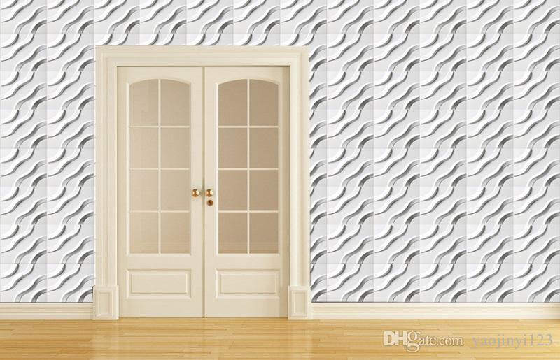 Placas decorativas para pared interior modernos paneles - Placas decorativas paredes interiores ...