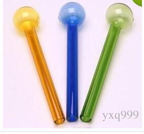 100mm set of 3 Fragrance Oil Burner Pipe Plain Pyrex Thick Glass aboutthick pyrex glass oil burner (30pcs)