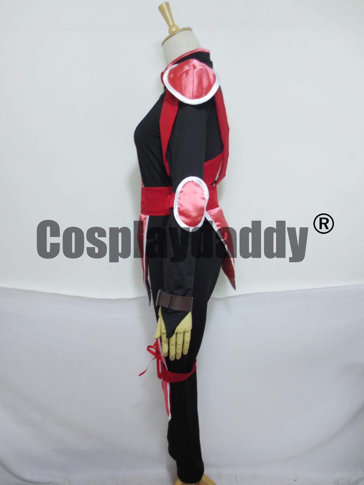 Compre Inuyasha Sango Luta Cosplay E001 De Lisacosplay 68 03 Pt Dhgate Com