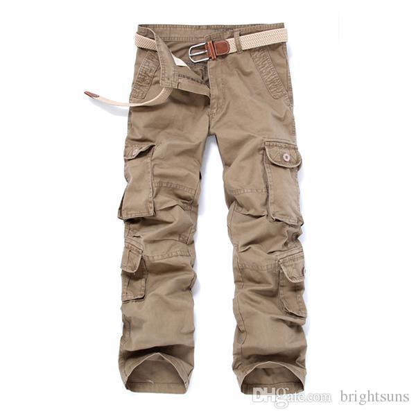 Sarouel Nouveau Style 2016 Camouflage Formation Hommes Joggeurs Skinny Pantalons de Survêtement Sport Pantalon Hommes Militaire Armée Pantalon Hommes Pantalon