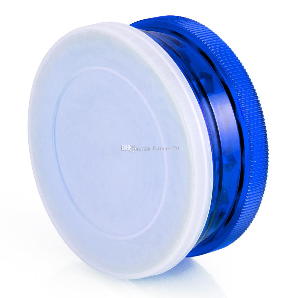 Formax420 5 Peças 3 Peças Mais Barato Cor Grinder De Plástico Enviar Aleatoriamente Frete Grátis