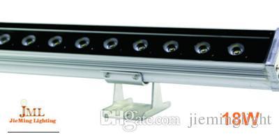 lampada da parete a LED ad alta potenza wash DC24V usata America Epistal LED chip wash wall ligth CE, ROSH, CCC certifition wash wall light