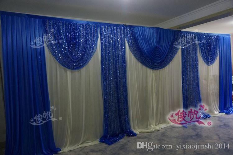 10ft*20ft Sequin Backdrop Photography Background Drape Curtain Wedding Decor