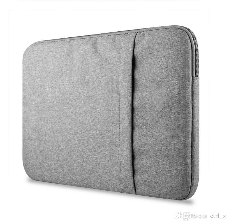"""Waterproof Nylon Laptop Sleeve Bag Case for Apple MacBook Air Pro 11/""""12/"""" 13/"""" 15/"""""""