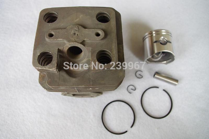 Cilindro kit pistone 40 millimetri per Zenoah G4K G45L BC4310 decespugliatore testa cilindro kit pistone repl. parte Komastu