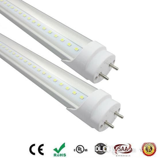 4FT 오 피트 4000K (일광 글로우) 25W 150cm G13 SMD2835 120LEDs LED 형광등 T8 AC 85-265V 시원한 화이트 6000K 5피트 LED 튜브 라이트