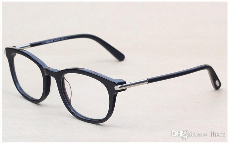 2017 hot vender quadros de marca Italiana 5236 moda armações de óculos para os óculos de armação para entrega gratuita