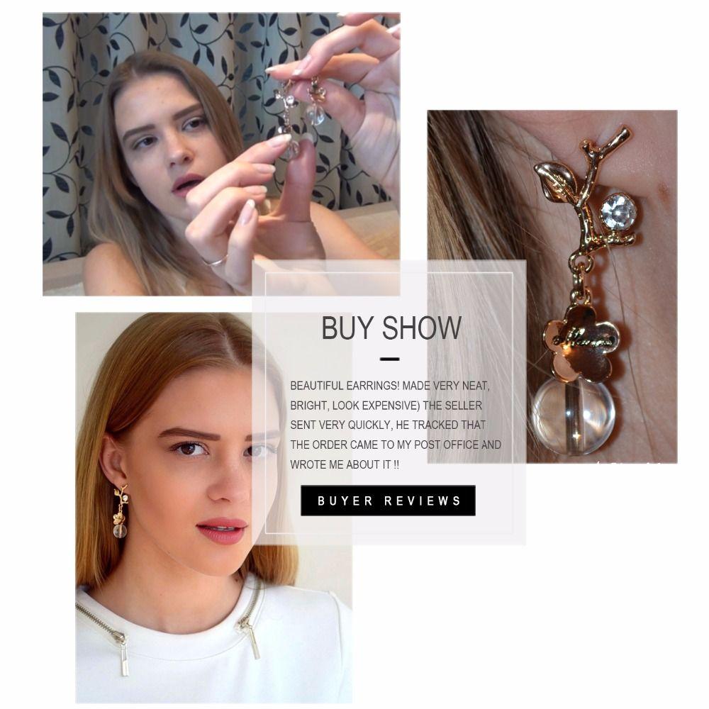 Unique  Jewelry Design 2016 Earrings Jewelry Women Emanco Er50562 From Jdm129,