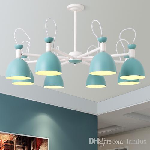 Postmoderne LED-Pendelleuchten Nordamerikanischer Künstler, der geführte Leuchterpendelleuchte für Restaurantessensaalhotelwohnzimmer dreht