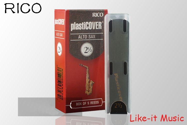 Rico Plasticover Alto Saxophone Reeds 2.5 Single Reed