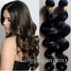 Unprocessed Human Hair Extensions 8A Body Wave Brazilian Virgin hair Weft 3 4 5pice/lot cheap Natural Color Peruvian Indian European Hair