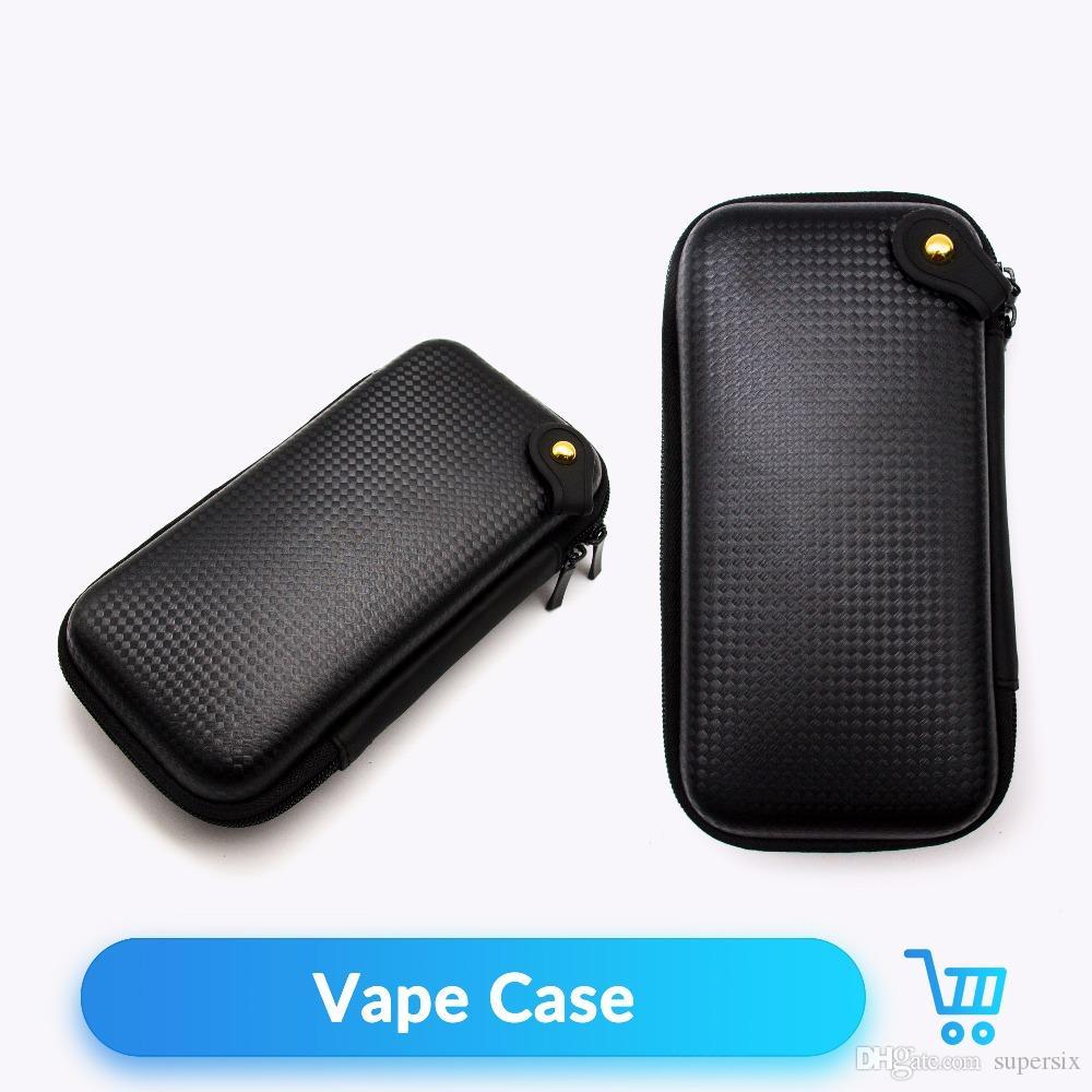 Caso della chiusura lampo del quarzo Accessori per sigarette elettroniche X6 KTS per kit di attrezzi fai da te Caso di Vape EGO X6 per trasportare