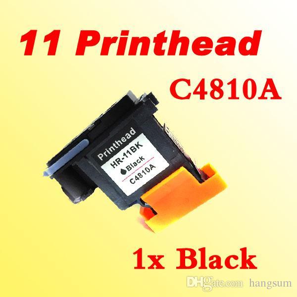Per HP11 testina nera per HP 11 1200 2800 1700 1100 per HP500 800 K8500