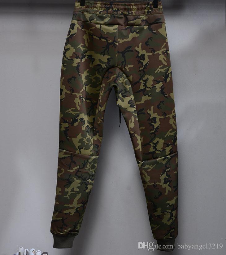 Pantaloni da uomo in pile in pile a sfera full-zip tech