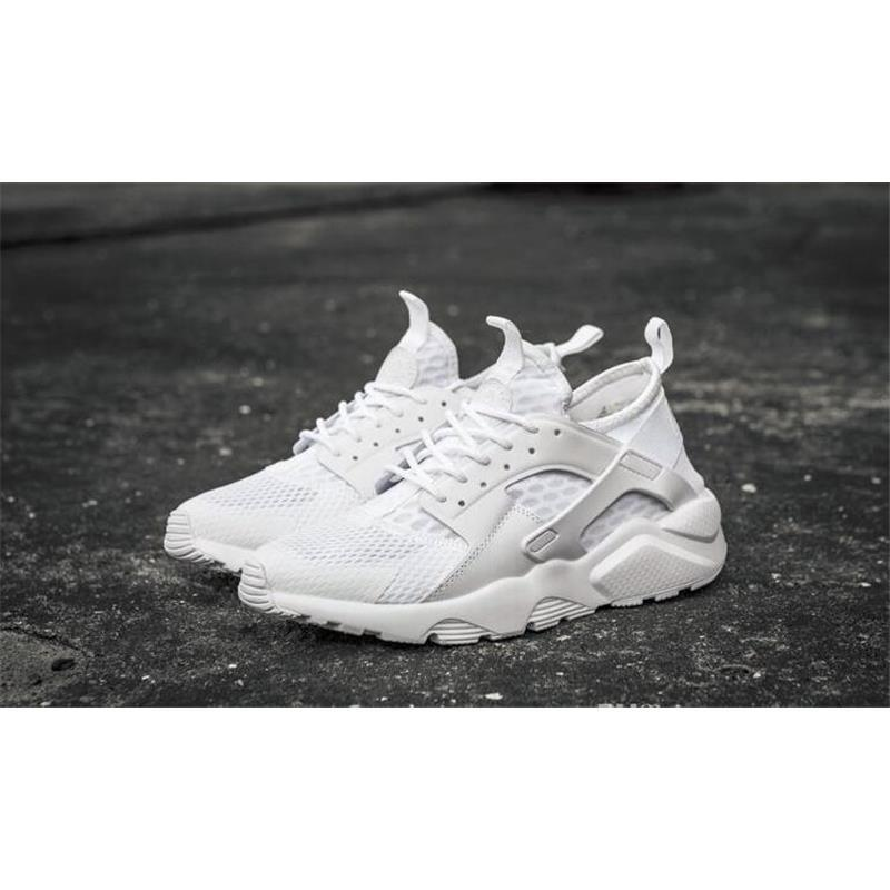 100% authentic 03949 9c232 2019 Brand New Black White Air Huarache Men Casual Shoes Discount Sneakers  Breathable Original Box Running Shoes Huaraches With The Shoes Box From ...