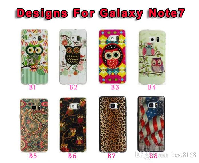 Owl Uk Usa Flag Soft Tpu Gel Case For Iphone 7 I7 Plus 6 6s Leopard Fashion Cute Family Home Cartoon Love Covers Skin Make Your Own Cell Phone
