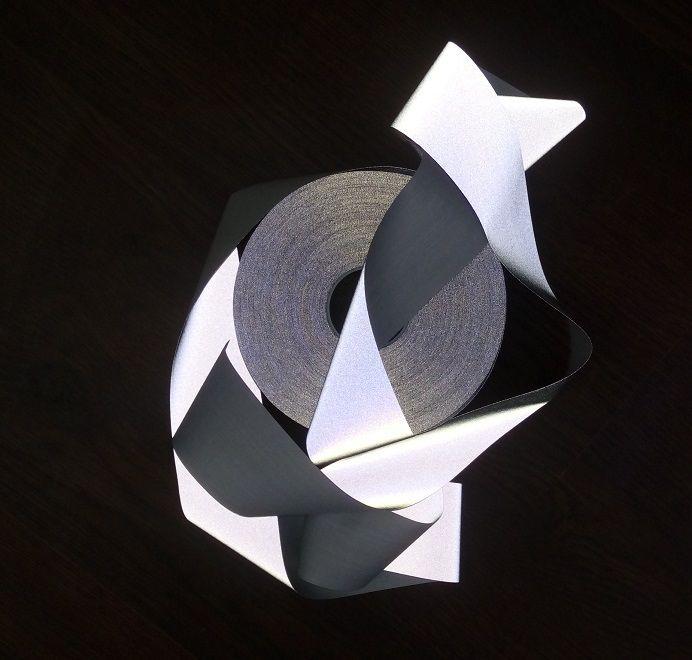 2cm-135cm Normalne światło TC Tkanina OSTRZEŻENIE BEZPIECZEŃSTWO ODBIERZ ODZIEŻ Odzież Akcesoria odblaskowe