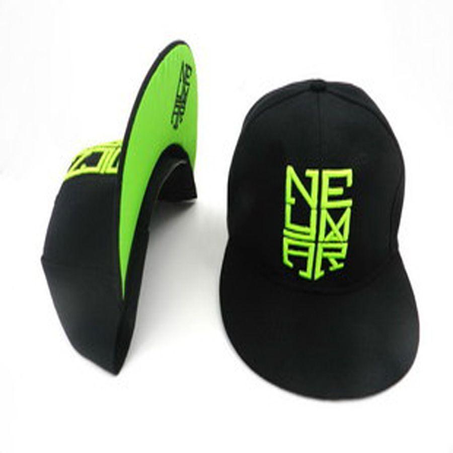 Wholesale-2015 new Hot Sale Neymar Letter Baseball Cap unisex Men And Women Summer Snapback Caps Sun Hip-hop