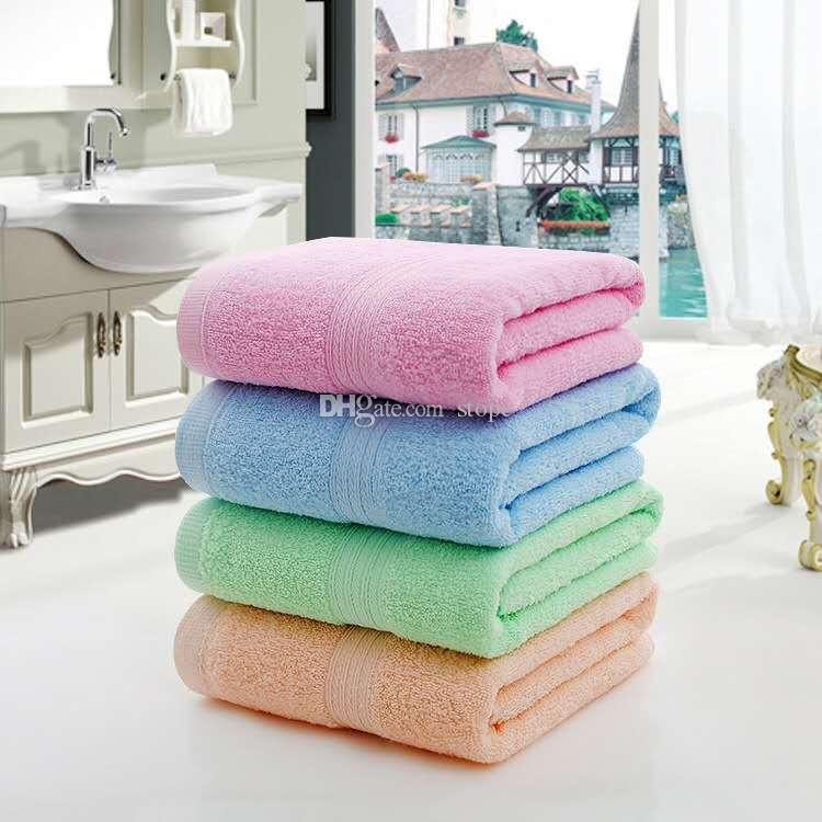 Magische Badetücher SPA Duschtuch Körperpackung Bademantel Bademantel Strandkleid Tragbar Magisches Handtuch 70 * 140