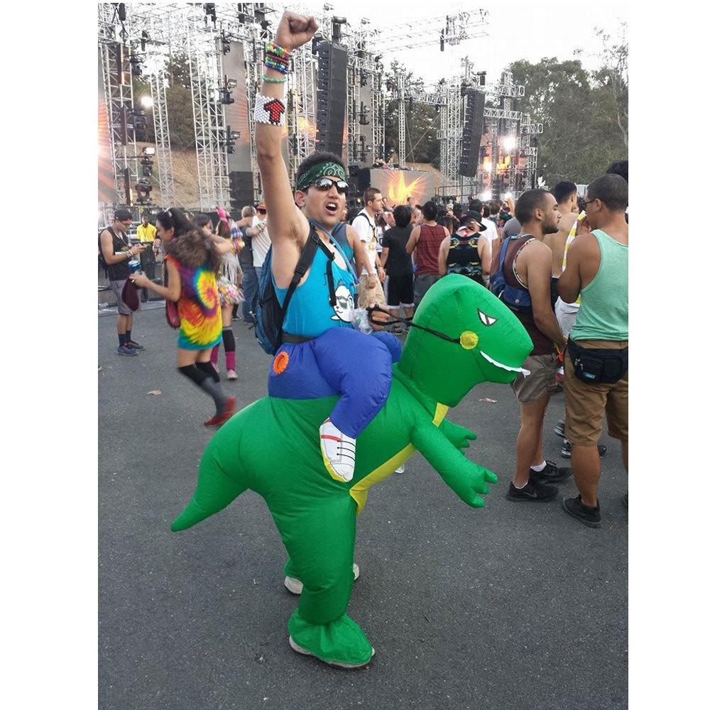Dinosaur Inflatable Costume 200cm Fancy Dress Costume Waterproof Polyester Halloween Costume Suits Cute Design Funny Group Halloween Costumes 3 Person Halloween Costumes From Feiying2315 12 19 Dhgate Com