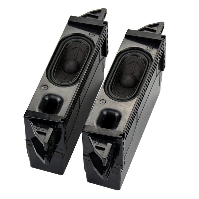Freeship 2 pezzi Full Range Audio Speaker 8ohm 8W LCD TV subwoofer 8 ohm 8 W altoparlanti Pubblicizza la navigazione di carico locomotiva FAI DA TE per SONY 3558