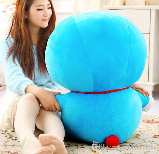 """Giant Big hung Japanese Doraemon Plush soft Doll Toys 25/"""" H kids Bithday gift"""