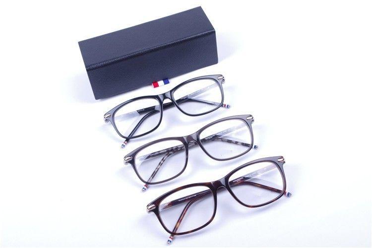 Óculos de sol Quadros TB-812 quadro prancha óculos de armação restaurar antigas formas oculos de grau homens mulheres miopia armações de óculos