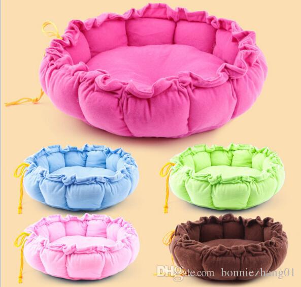 محفظة 5pcs وصول الحيوانات الأليفة البيت الجديد لجرو القط الكلب السرير الحيوانات الأليفة المنتج المصنع