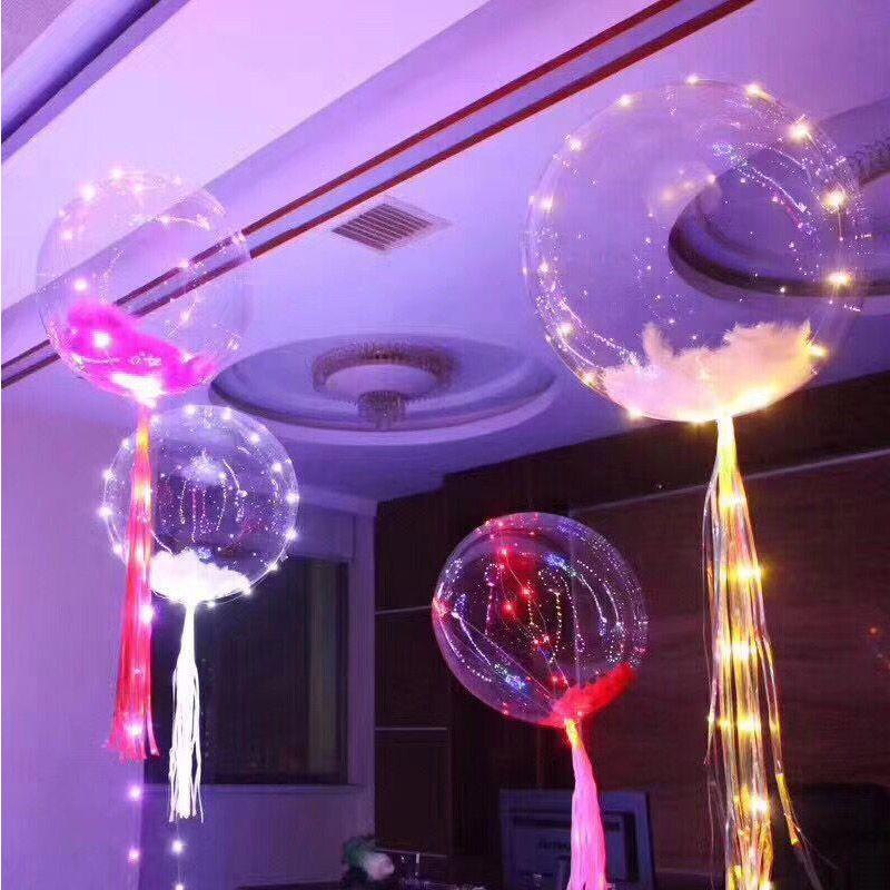 Fashion christmas wave ball light up toys led string lights fashion christmas wave ball light up toys led string lights flasher 18inch helium balloons christmas halloween aloadofball Images