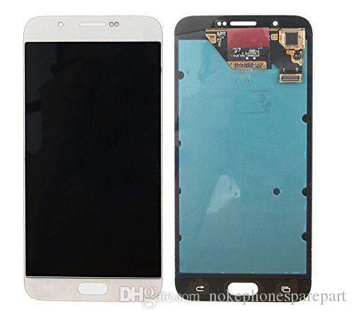 Reemplazo de la pantalla LCD digitalizador táctil para Samsung Galaxy A8