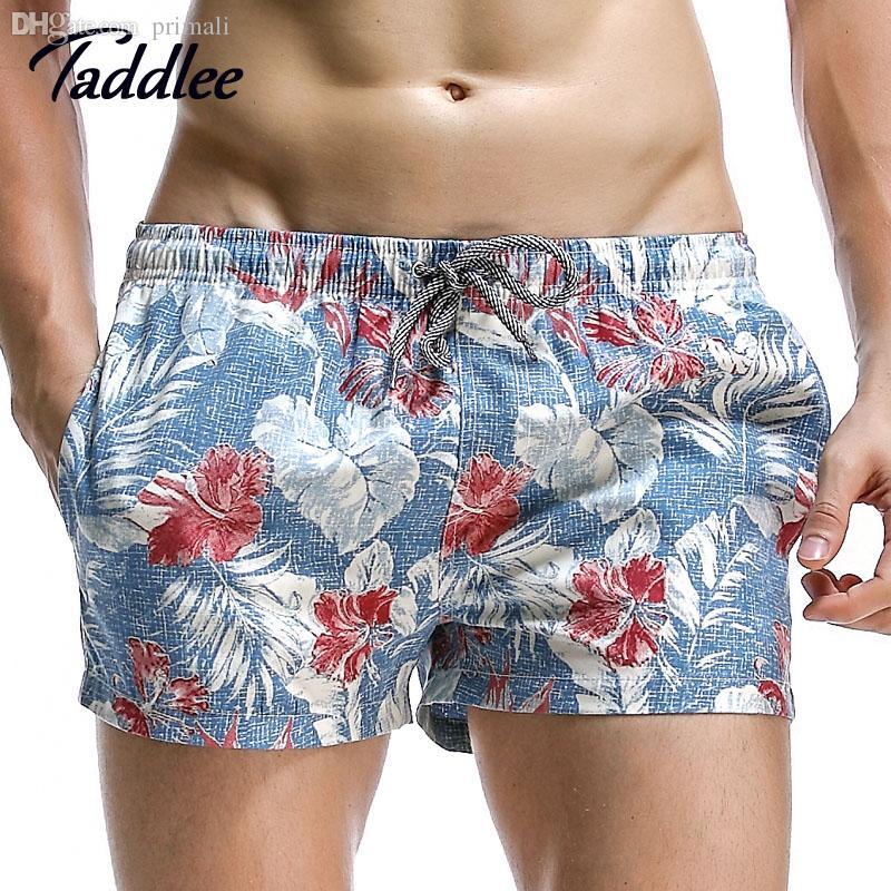 الجملة-الرجال السراويل الرياضية عارضة الجري عداء ببطء sweatpants أكتيفيوير شاطئ الأمواج مجلس السروال جذوع outdoors رجل المايوه