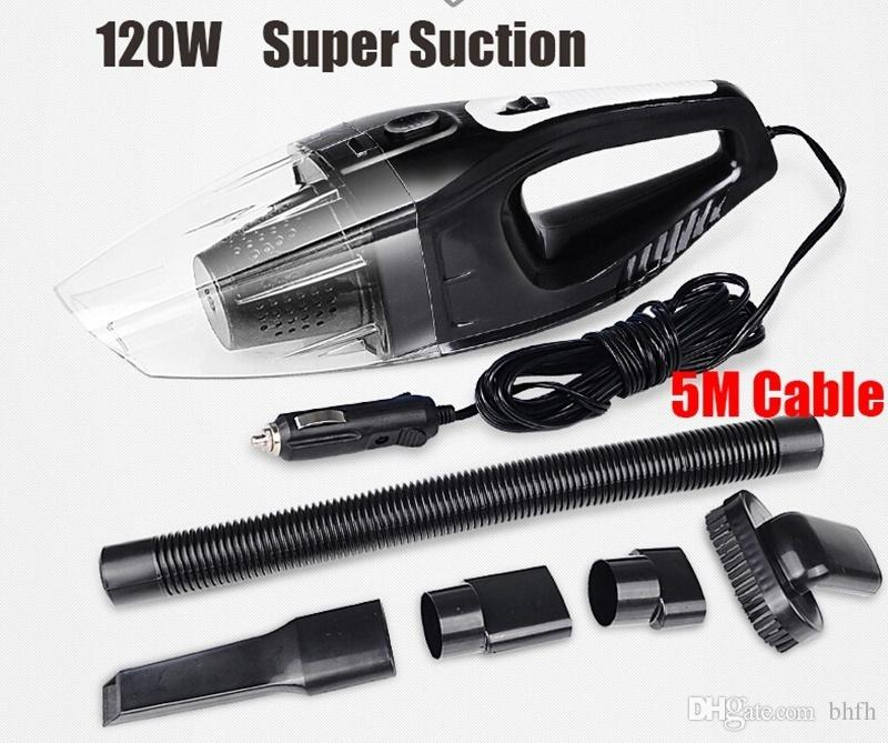 Super Cyclone Handy Type Vacuum Cleaner For Car Vehicles Cleaner 150W DC12V