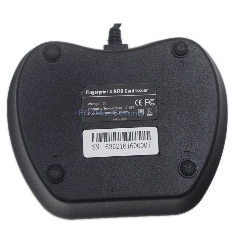 Compre ZK8500 USB Sensor De Impressão Digital E Dispositivo De Emissão De  Cartão Free SDK IC Card Encoder Coletor De Impressão Digital Tecnologia ZK
