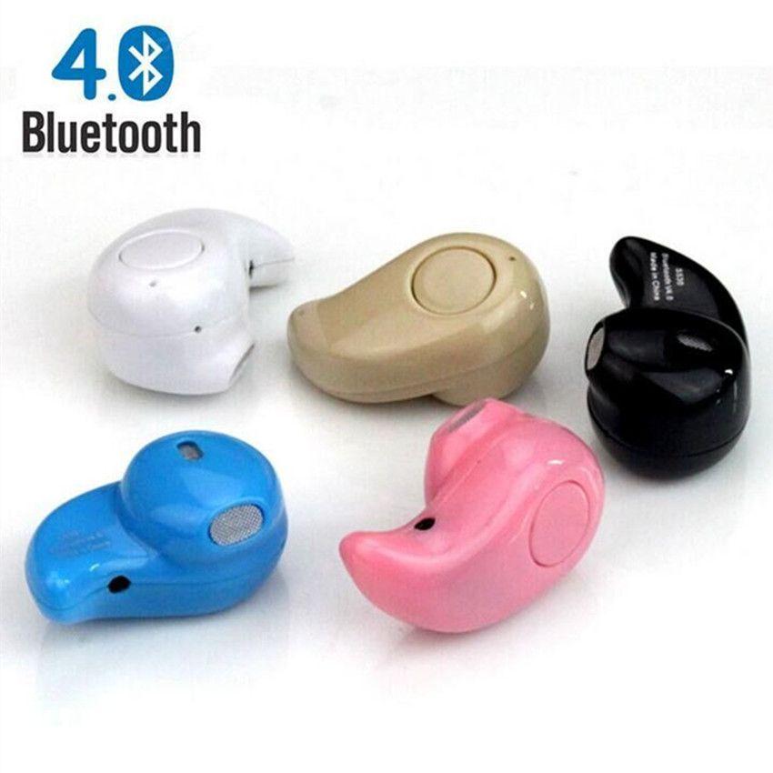Bluetooth Headset S530 Hands Free Earbuds Mini Auriculares Earphone Wireless Headphones EarPhone Handsfree for cellpone wholesales 50pcs/lot
