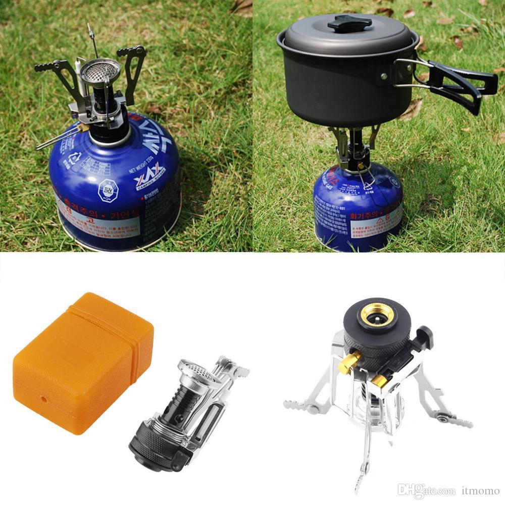 Portable Mini gas Stove Heater Stoves camping stove mini camping stove mini oven
