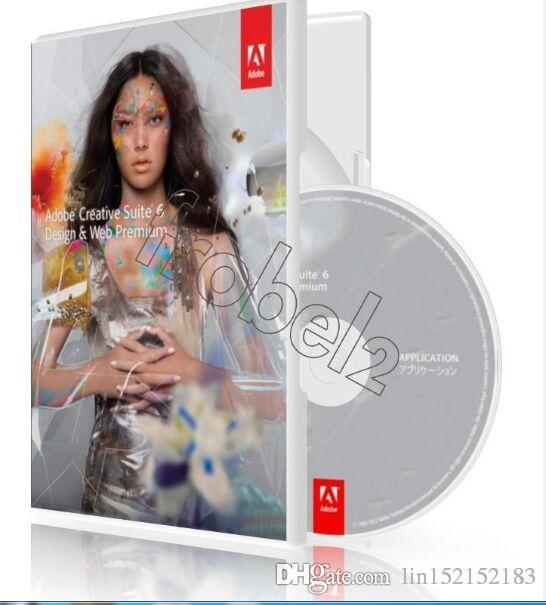 Brand New Factory Retail Box Creative Suite Design Cs6 Web Premium Software Version For Win English Language Online Activation The Computer Parts Best Computer Component Deals From Lin152152183 45 23 Dhgate Com