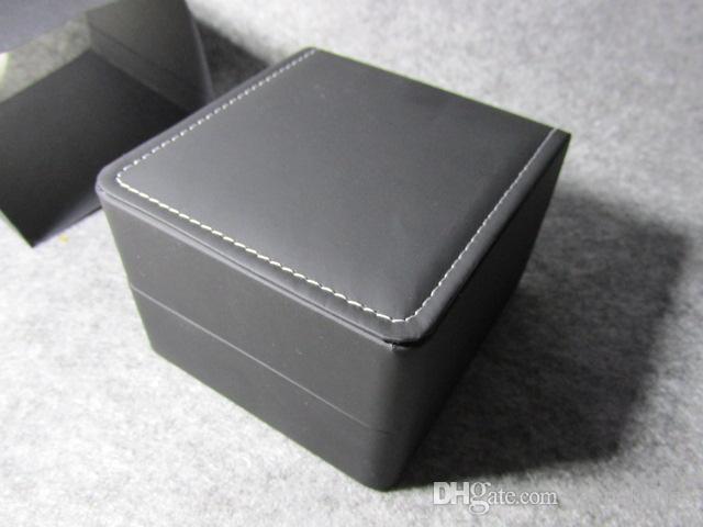 Wysokiej jakości Wristwatch Wristwatch Watch Packing Pack Collection Box Case Watch Akcesoria Pakiet