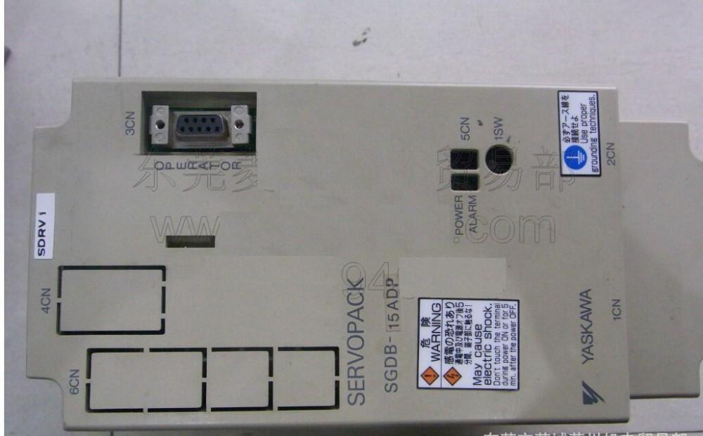 SGDB-15ADP unidad servo 90% con aspecto moderno, de trabajo perfecto.