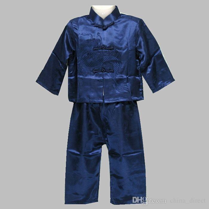 Abbigliamento cinese vestito Tang tradizionale set cinese Danza Kungfu adatta Darncewear # 3760