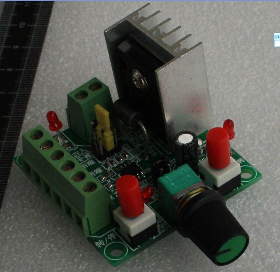 간단한 펄스 발생기 스테퍼 모터 및 서보 모터 제어기 PWM 제어기는 REQ 펄스를 출력 할 수 있습니다. 펄스 82HZ - 127KHZ 3 가지 모델